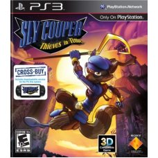 Sly Cooper: Thieves in Time (PS3) RUS
