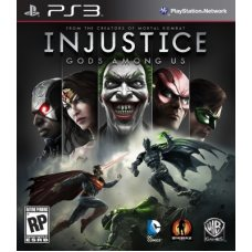 Injustice: Gods Among Us (PS3) RUS