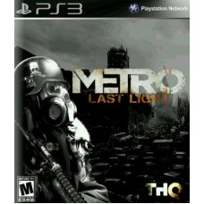 Metro: Last Light (PS3) RUS