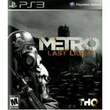 Metro: Last Light (PS3) RUS