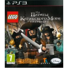 LEGO Pirates of the Caribbean (PS3) RUS