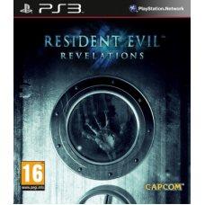 Resident Evil Revelations (PS3) RUS sub.