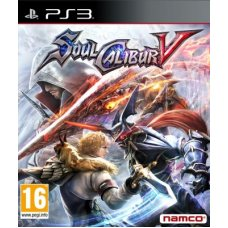 Soul Calibur V (PS3) ENG