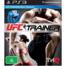 UFC Trainer (PS3) ENG