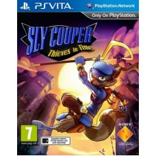 Sly Cooper: Thieves in Time (PS Vita) RUS