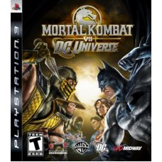 Mortal Kombat vs. DC Universe (PS3) ENG