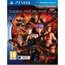 Dead or Alive 5 Plus (PS Vita) ENG