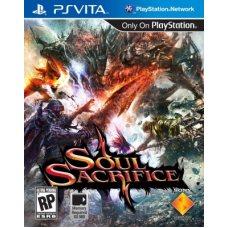 Soul Sacrifice (PS Vita) ENG