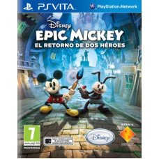 Disney Epic Mickey 2 (PS Vita) RUS
