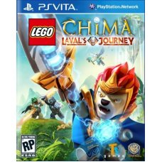 LEGO Legends of Chima: Laval's Journey (PS Vita) RUS SUB