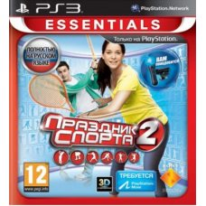 Праздник спорта 2 (PS3 Move) RUS