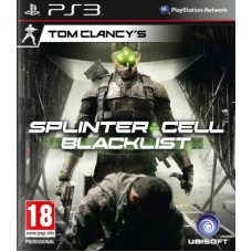 Tom Clancy`s Splinter Cell Blacklist: Upper Echelon Edition (PS3) RUS