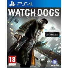 Watch Dogs (PS4) Rus