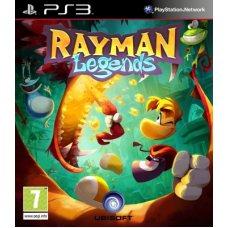 Rayman Legends (PS3) RUS