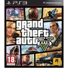 Grand The Auto V (PS3) RUS Sub.