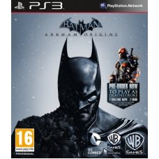 Batman: Arkham Origins (PS3) ENG