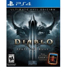 Diablo III: Reaper of Souls. Ultimate Evil Edition (PS4) RUS