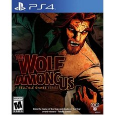 Wolf Among Us (PS4) ENG