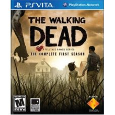 The Walking Dead (PS Vita) ENG