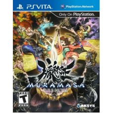Muramasa Rebirth (PS Vita) ENG