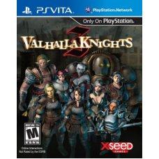 Valhalla Knights 3 (PS Vita) ENG