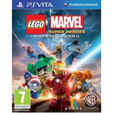 LEGO Marvel Super Heroes (PS Vita) RUS SUB