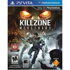 Killzone Mercenary (PS Vita) RUS