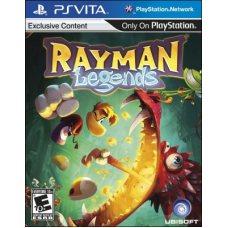 Rayman Legends (PS Vita) RUS