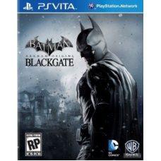 Batman: Arkham Origins Blackgate (PS Vita) RUS Sub.