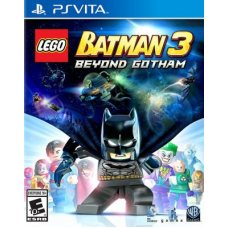 LEGO Batman 3: Beyond Gotham (PS Vita) RUS SUB