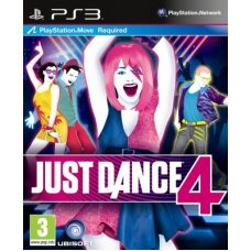Just Dance 4 (PS3 Move) ENG