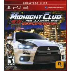 Midnight Club: Los Angeles Complete Edition (PS3) ENG