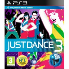 Just Dance 3 (PS3 Move) ENG