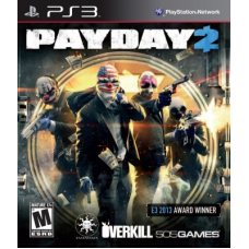 Payday 2 (PS3) ENG