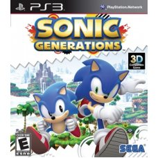 Sonic Generations (PS3) ENG