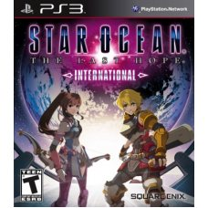 Star Ocean: The Last Hope International (PS3) ENG