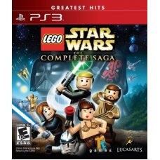Lego Star Wars: The Complete Saga- Greatest Hits (PS3) ENG