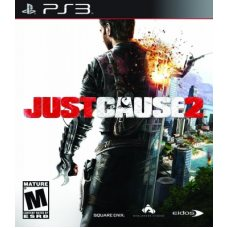 Just Cause 2 (PS3) ENG