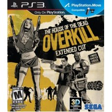 House of the Dead OVERKILL - Extended Cut (PS3 Move)ENG