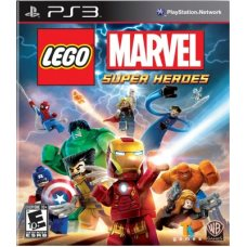 LEGO: Marvel Super Heroes (PS3) ENG