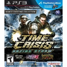 Time Crisis: Razing Storm (PS3) ENG