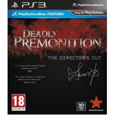 Deadly Premonition: The Director's Cut (PS3 Move) ENG