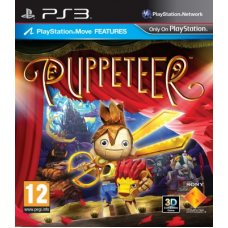 Puppeteer/ Кукловод (PS3) RUS