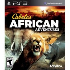 Cabela's African Adventures (PS3) ENG