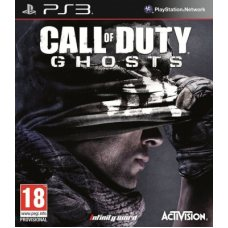 Call of Duty Ghosts (PS3) RUS