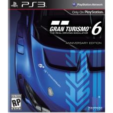 Gran Turismo 6: Anniversary Edition (PS3) RUS