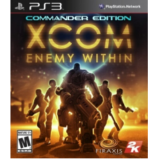 XCOM: Enemy Within (PS3) ENG