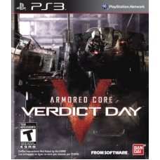 Armored Core: Verdict Day (PS3) ENG