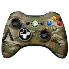 Джойстик беспроводной Wireless Controller Camouflage оригинал (XBOX 360)