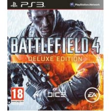 Battlefield 4 Deluxe Edition (PS3) Rus